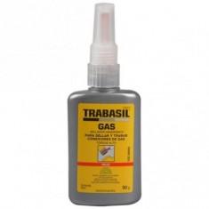 """Sellador P/rosca Gas × 15 Cm³., """"trabasil"""" *6*"""