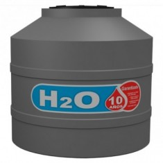 """Tanque Pe Tricapa × 850 Lts., """"h2o"""""""